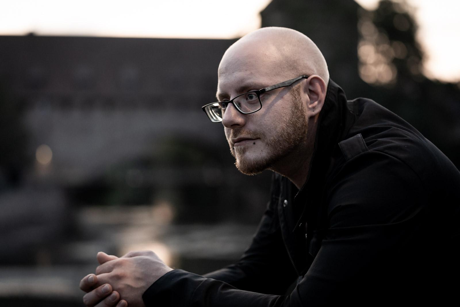 Portraitfotografie Daniel Hertrich